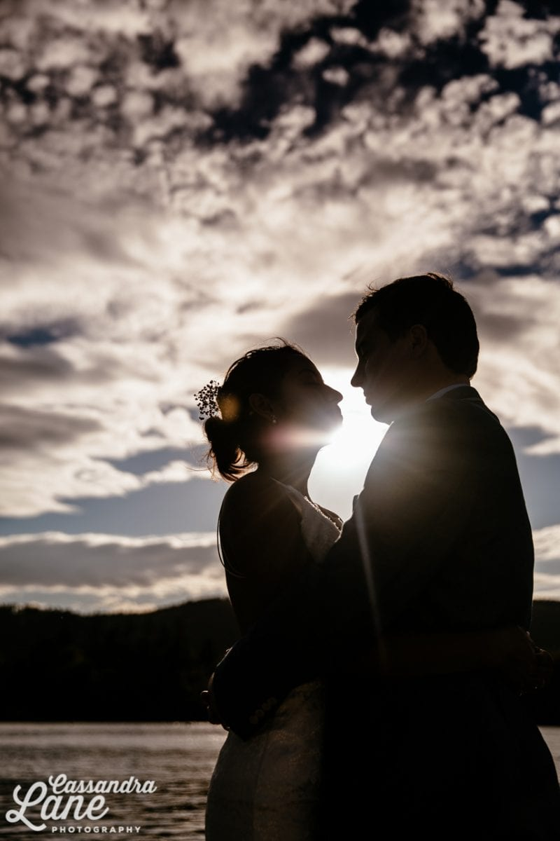Elopement in Bowness Lake District