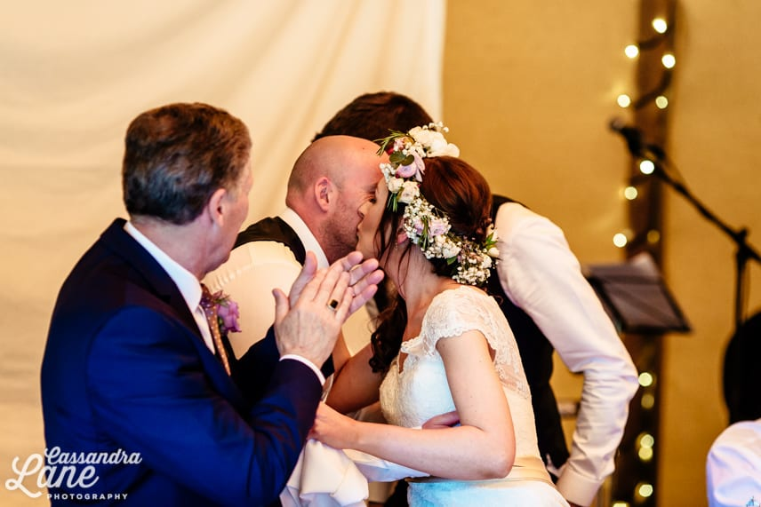 Informal Wedding Photography Knutsford
