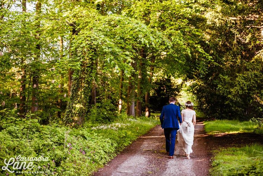 Informal Wedding Photographer Knutsford