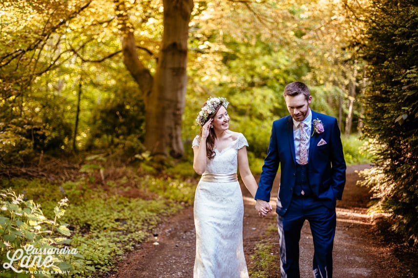 Quirky Wedding Photography Cheshire