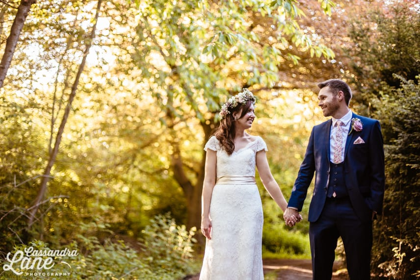 Quirky Wedding Photographer Cheshire