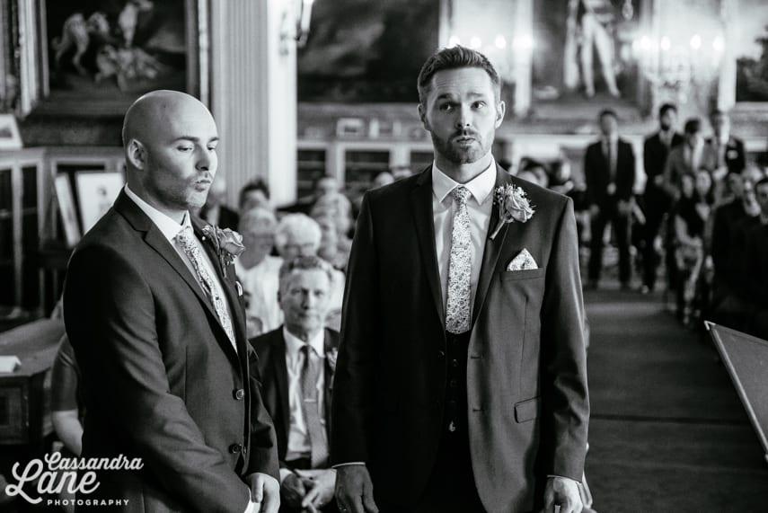 Tabley House Wedding Photography