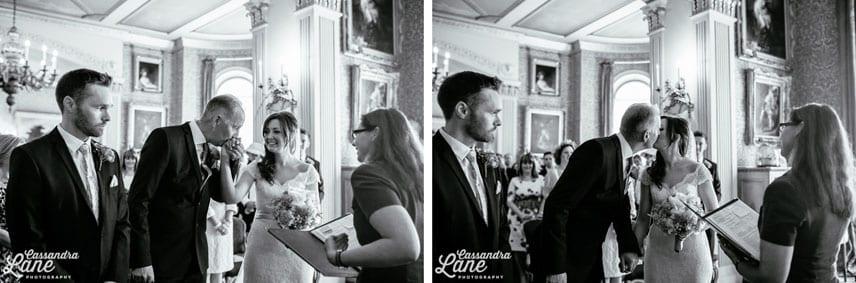 Wedding Ceremonies Tabley House