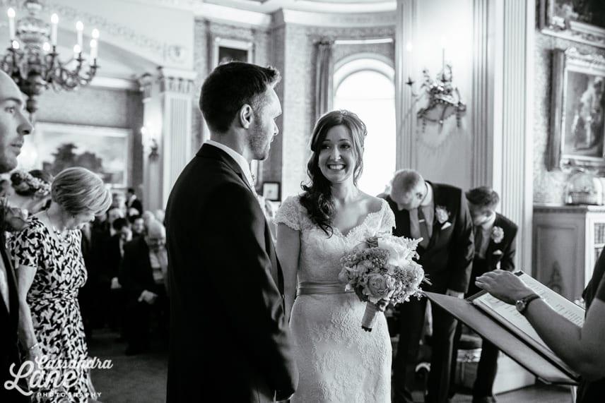Wedding Ceremony Tabley House