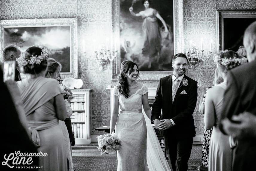 Wedding Tabley House Knutsford