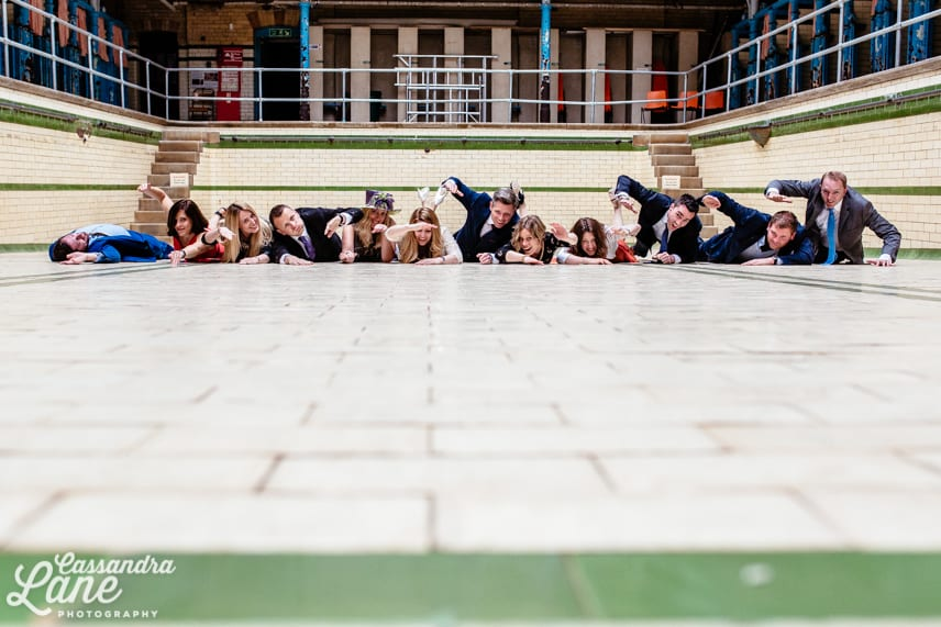 Alternative Wedding Photographer Victoria Baths