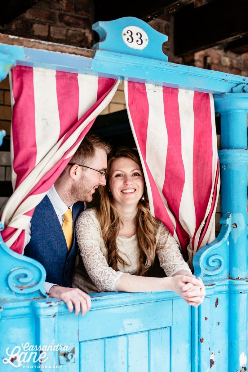 Quirky Wedding Photography Victoria Baths