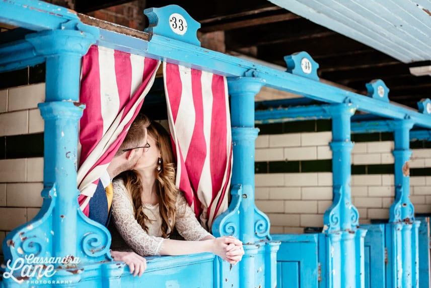 Quirky Wedding Photographer Victoria Baths
