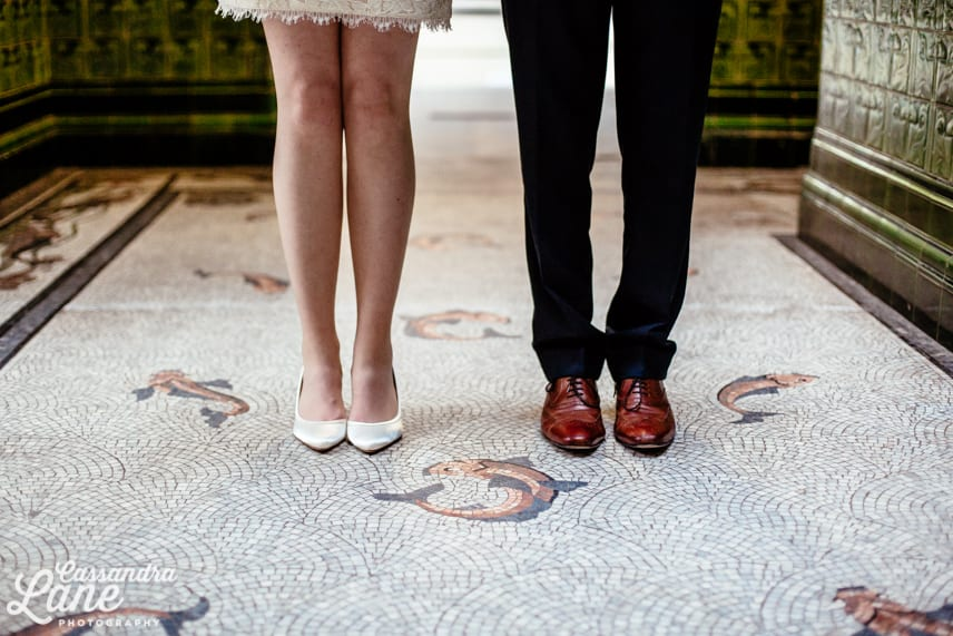 Quirky Wedding Photographer Manchester