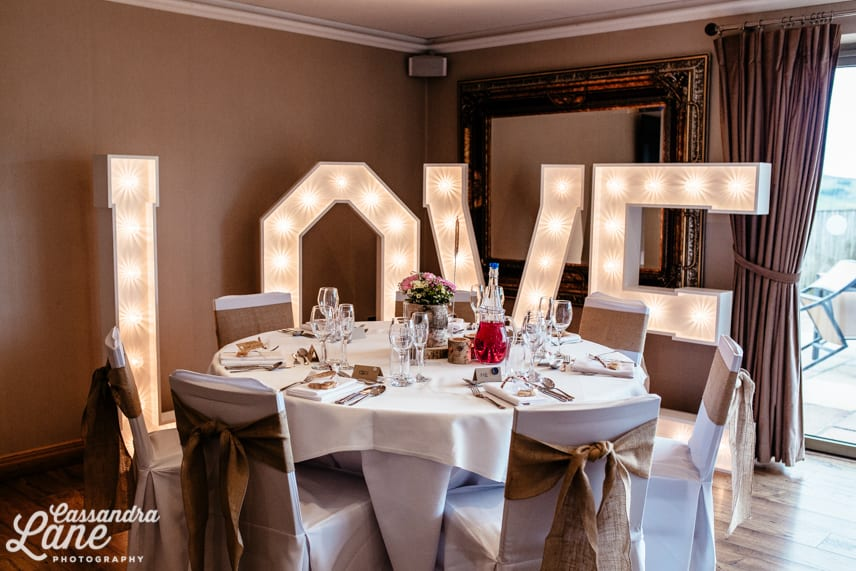 Wedding Reception The Fleece Inn
