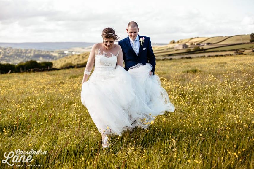 Natural Wedding Photography Manchester