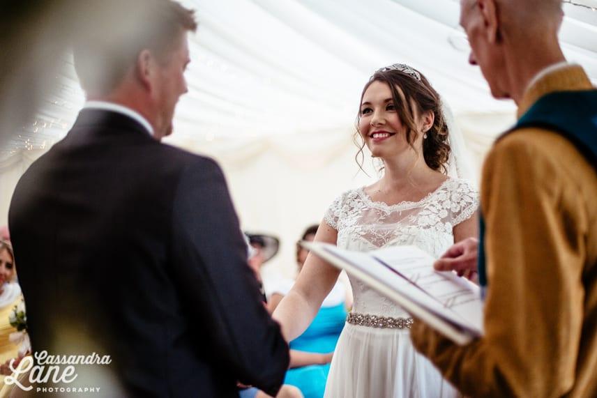 Wedding Photographer Inn at Whitewell