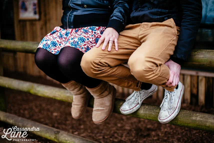 Quirky Engagement Shoots