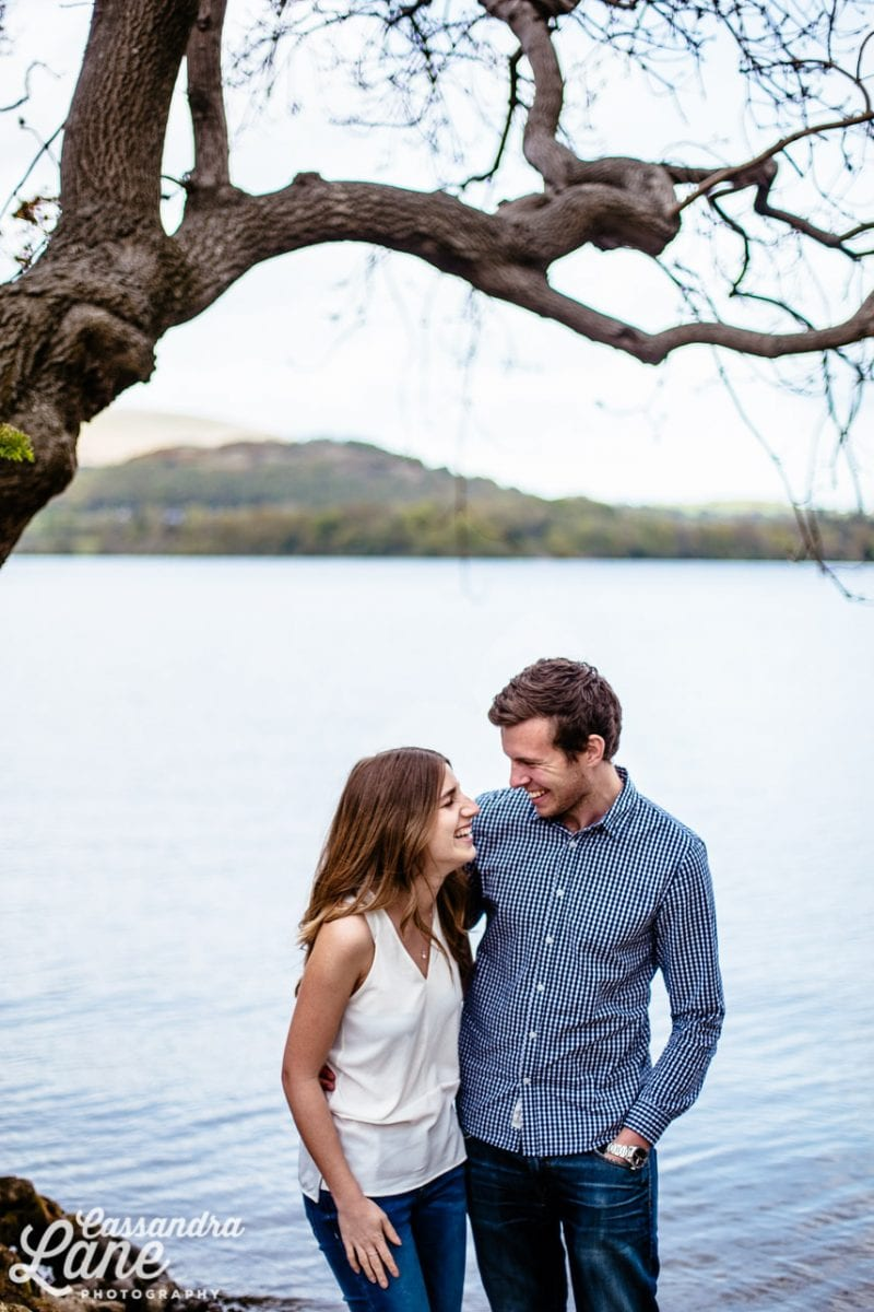 Engagement Shoot in the Lakes