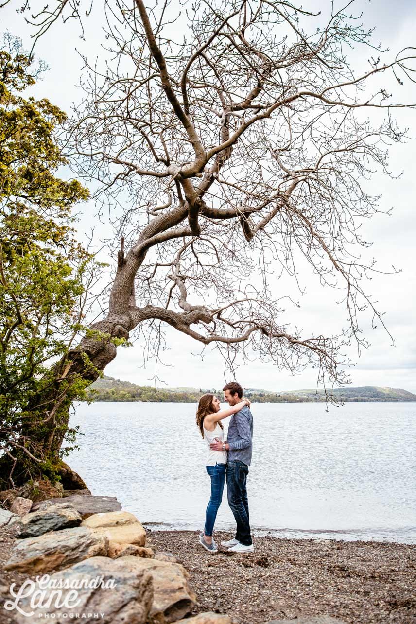 Lakes Engagement Shoot