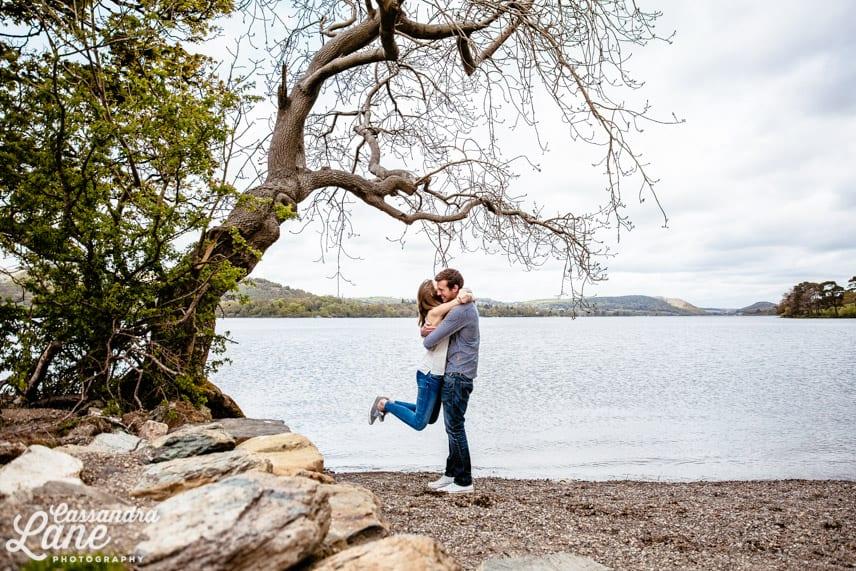 Lakes Pre Wedding Shoot