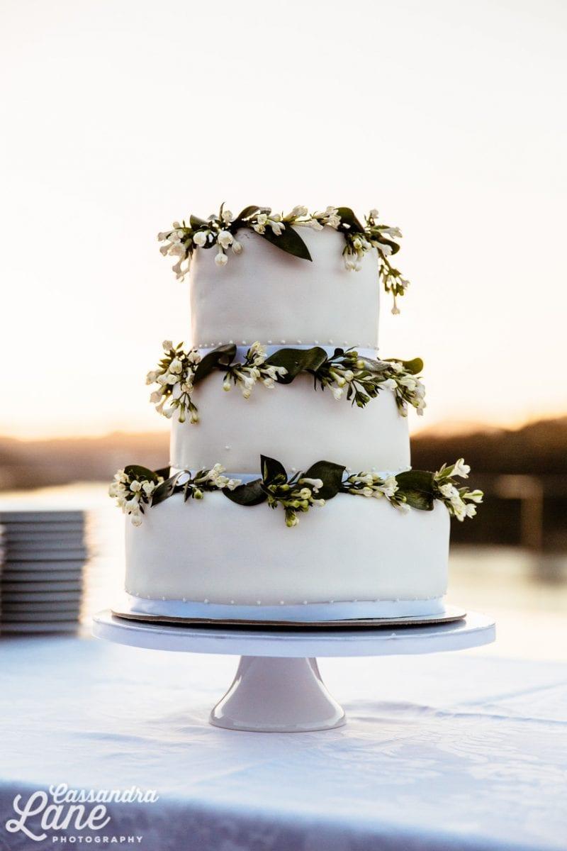 Portuguese Wedding Cake