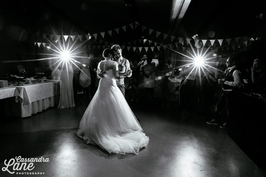 First Dance at Eurostars Rio Douro Hotel & Spa