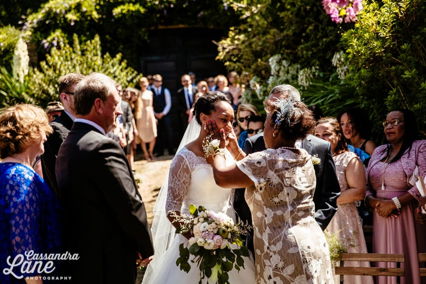 Outdoor wedding in Portugal