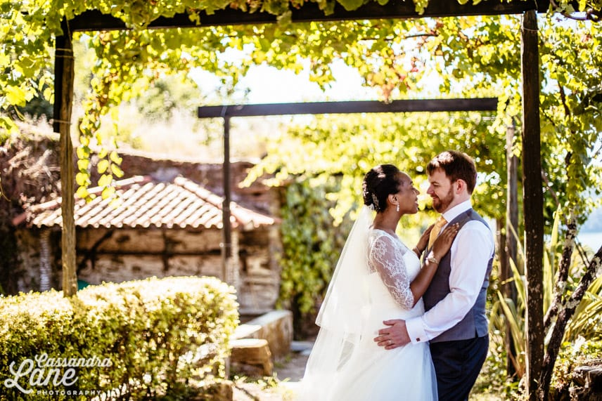 Alternative Wedding Photographer Rio Douro Portugal