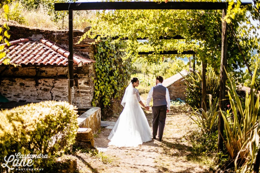 Vintage Wedding Photographer Rio Douro Portugal