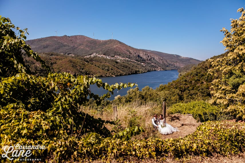Rio Douro Portugal Wedding Photography