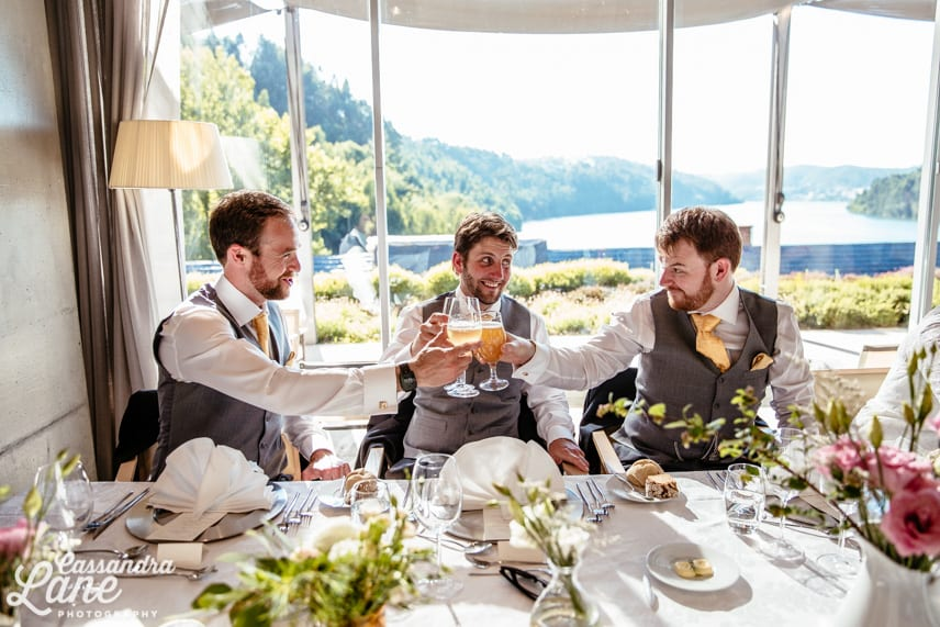Eurostars Rio Douro Hotel & Spa Wedding Receptions