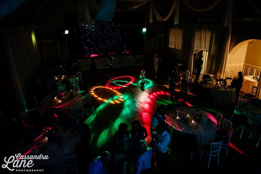 The Bowdon Rooms Dance Floor