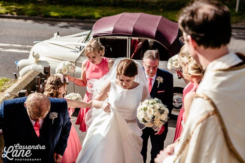 Sandhole Oak Barn Wedding Photography-09