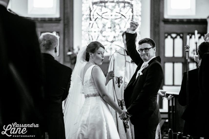 Sandhole Oak Barn Wedding Photography-12