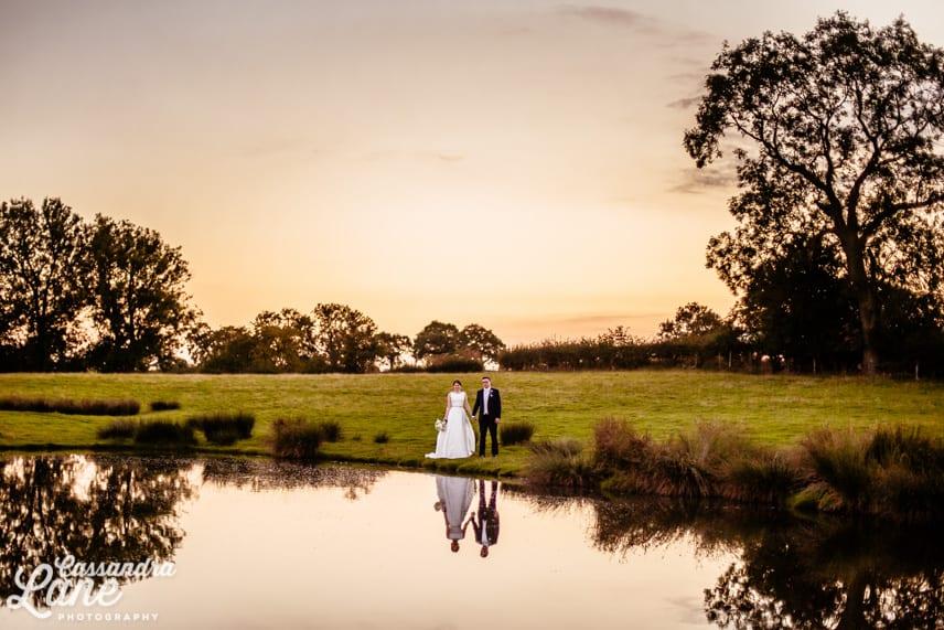 Sandhole Oak Barn Wedding Photography-24