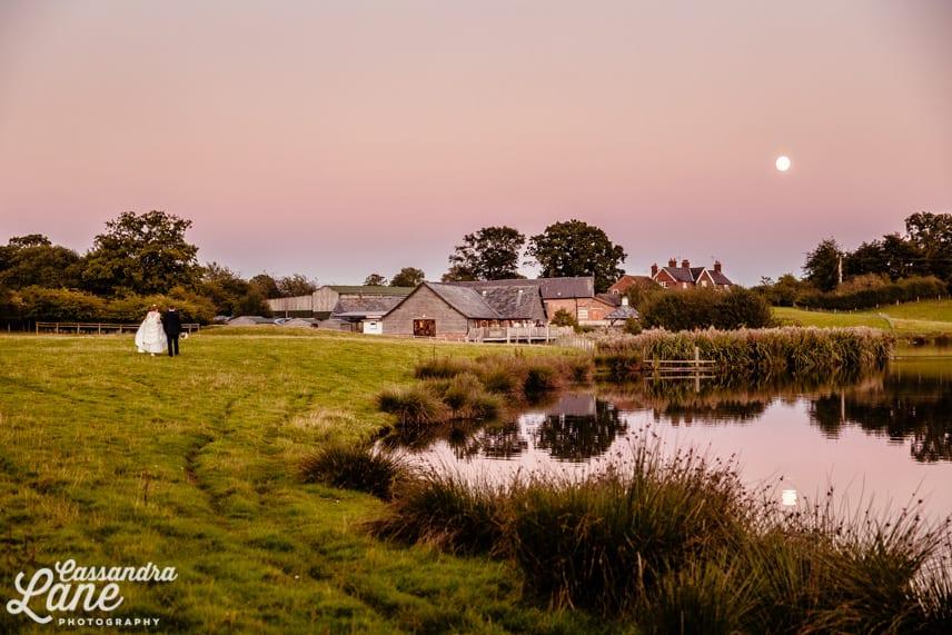 Sandhole Oak Barn Wedding Photography-27