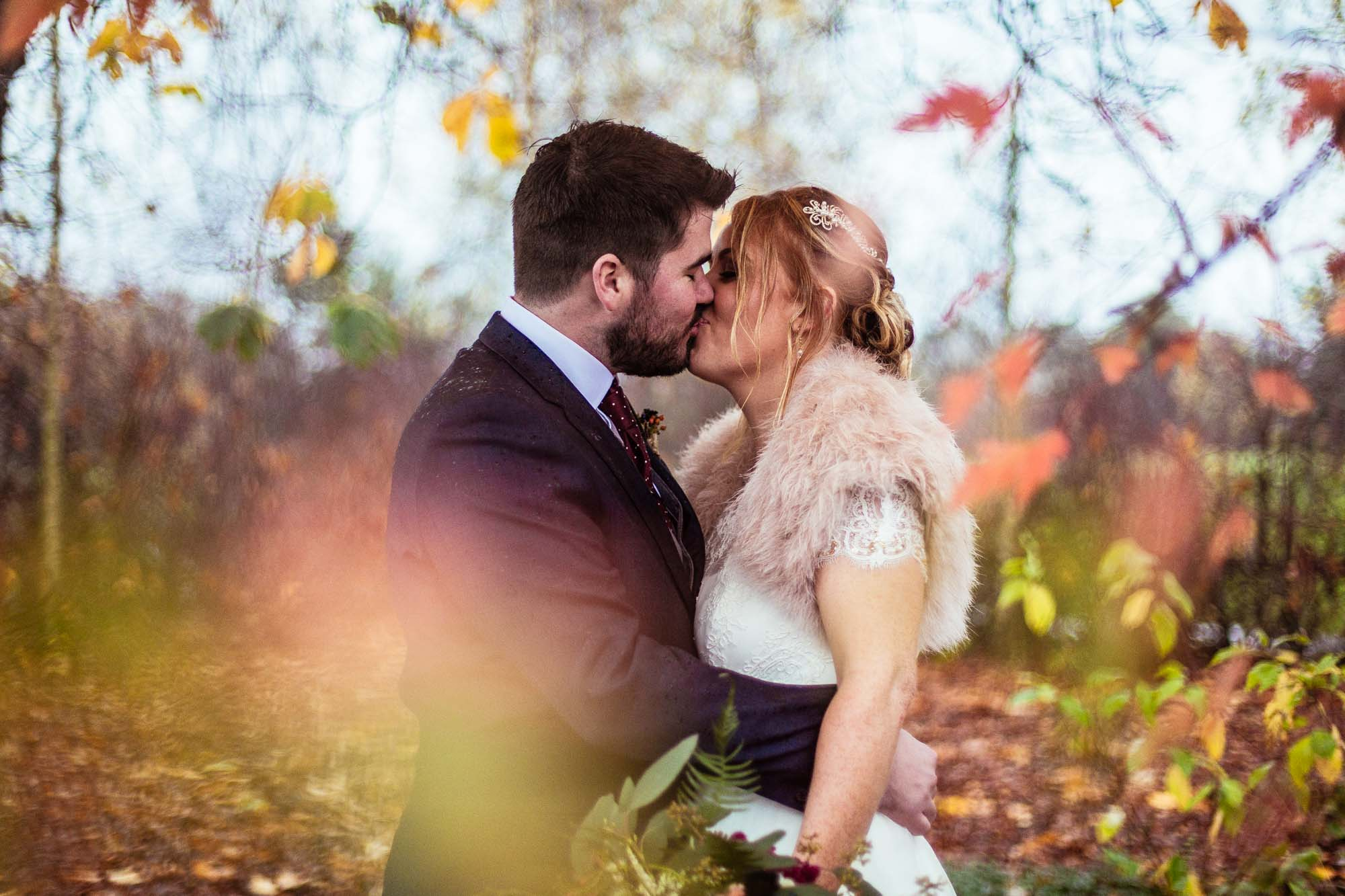 Creative Wedding Photographer Styal Lodge