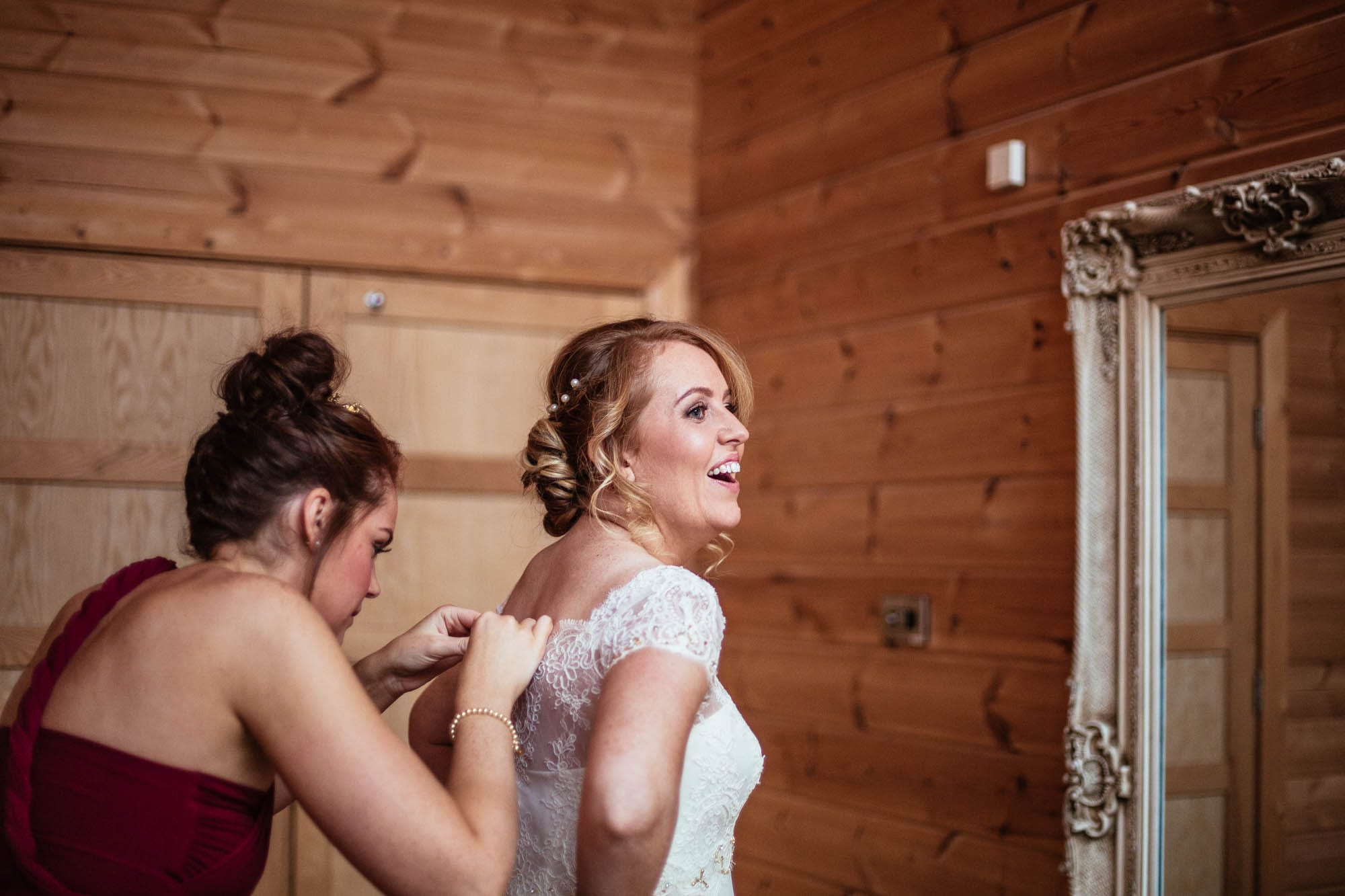 Styal Lodge Natural Wedding Photographer