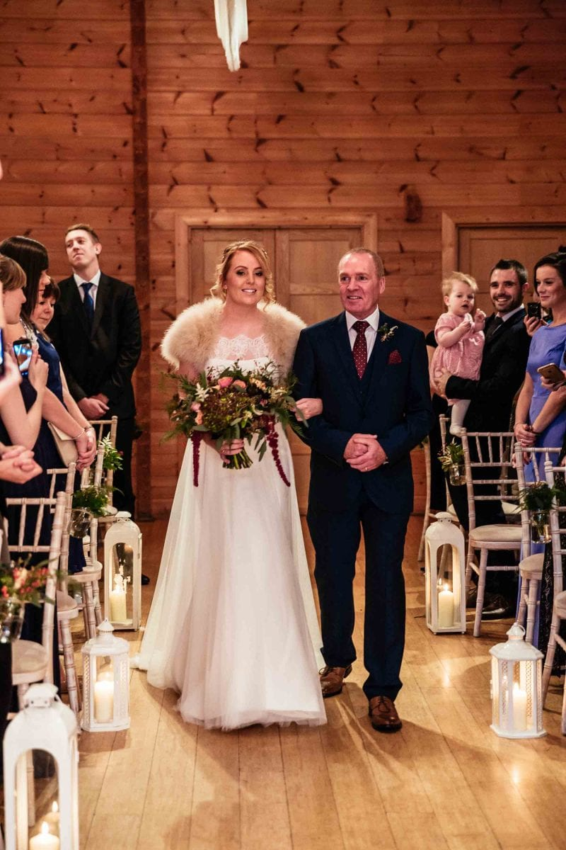 Styal Lodge Wedding Ceremony Photo