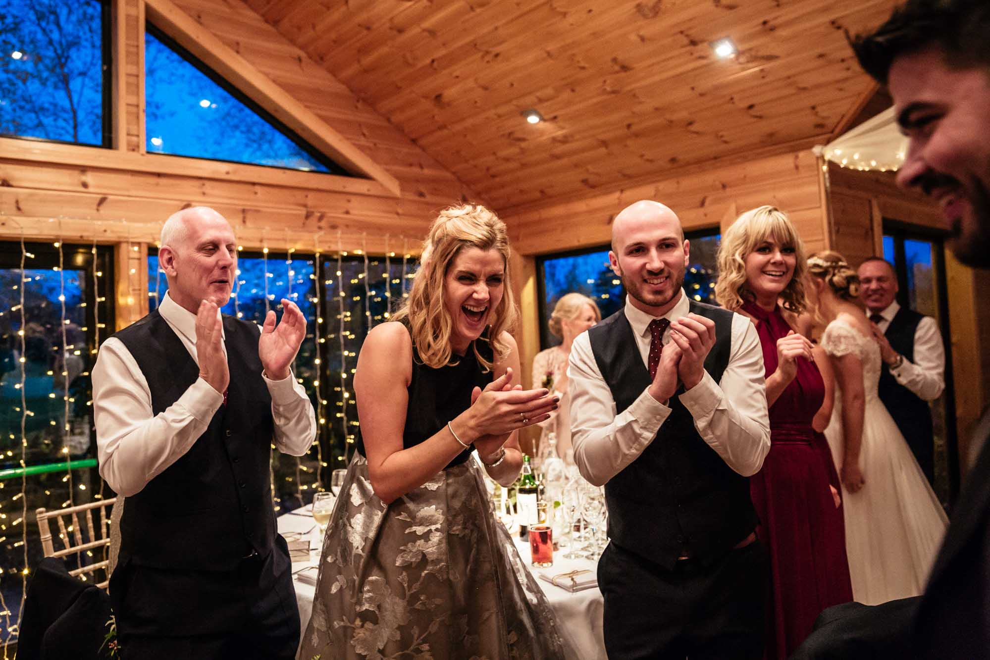Styal Lodge Wedding Reception Photo