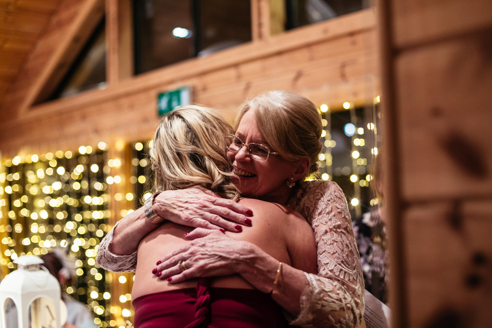 Styal Lodge Wedding Speech Photographer