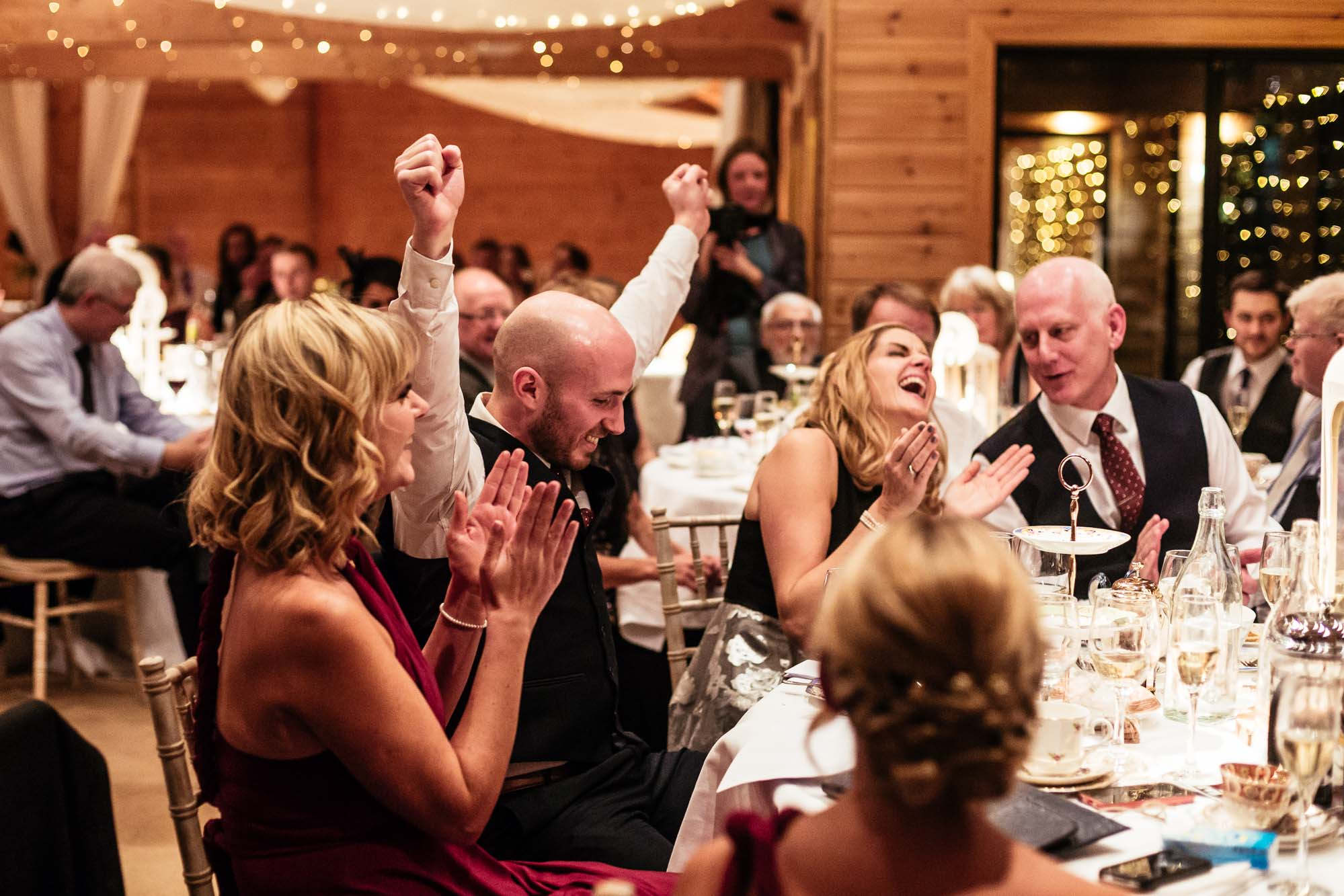 Styal Lodge Wedding Speech