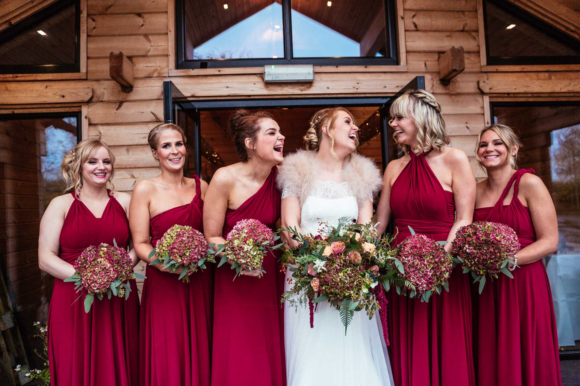 Wedding Ceremony Styal Lodge Photos