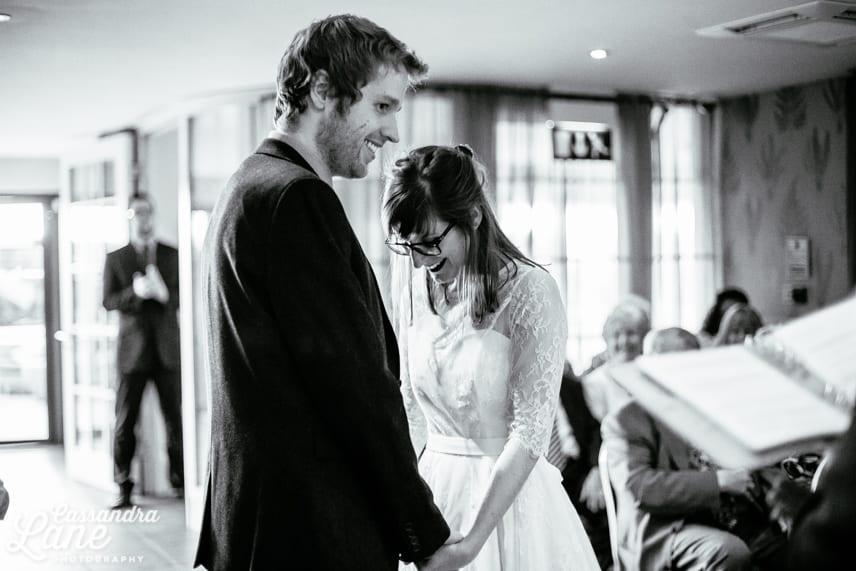 Wedding Photographer Great John St Hotel