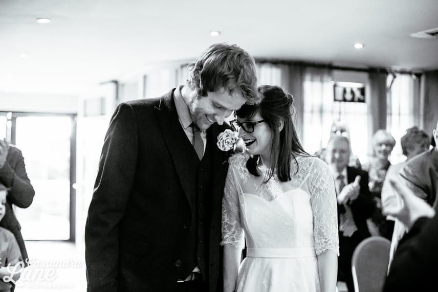 Wedding Photography Great John St Hotel