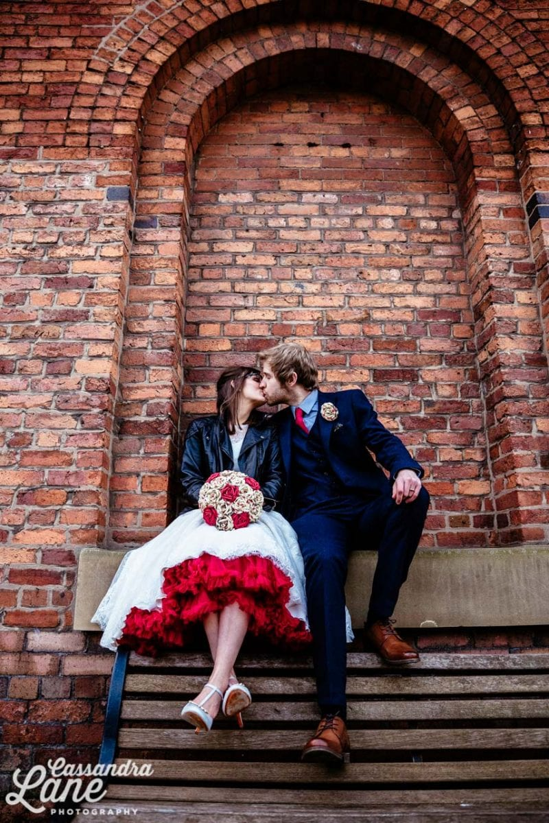 Alternative Wedding Photographer Manchester
