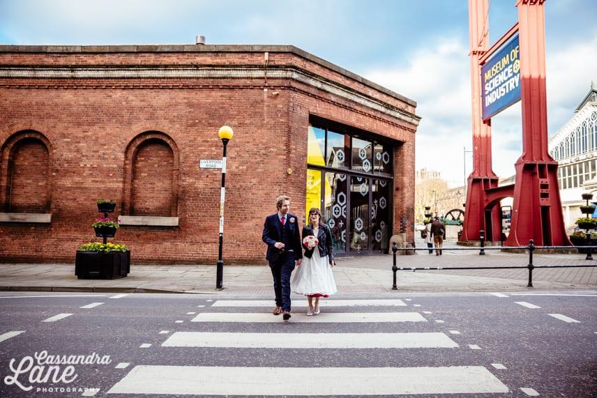 Cool Wedding Photographer Manchester