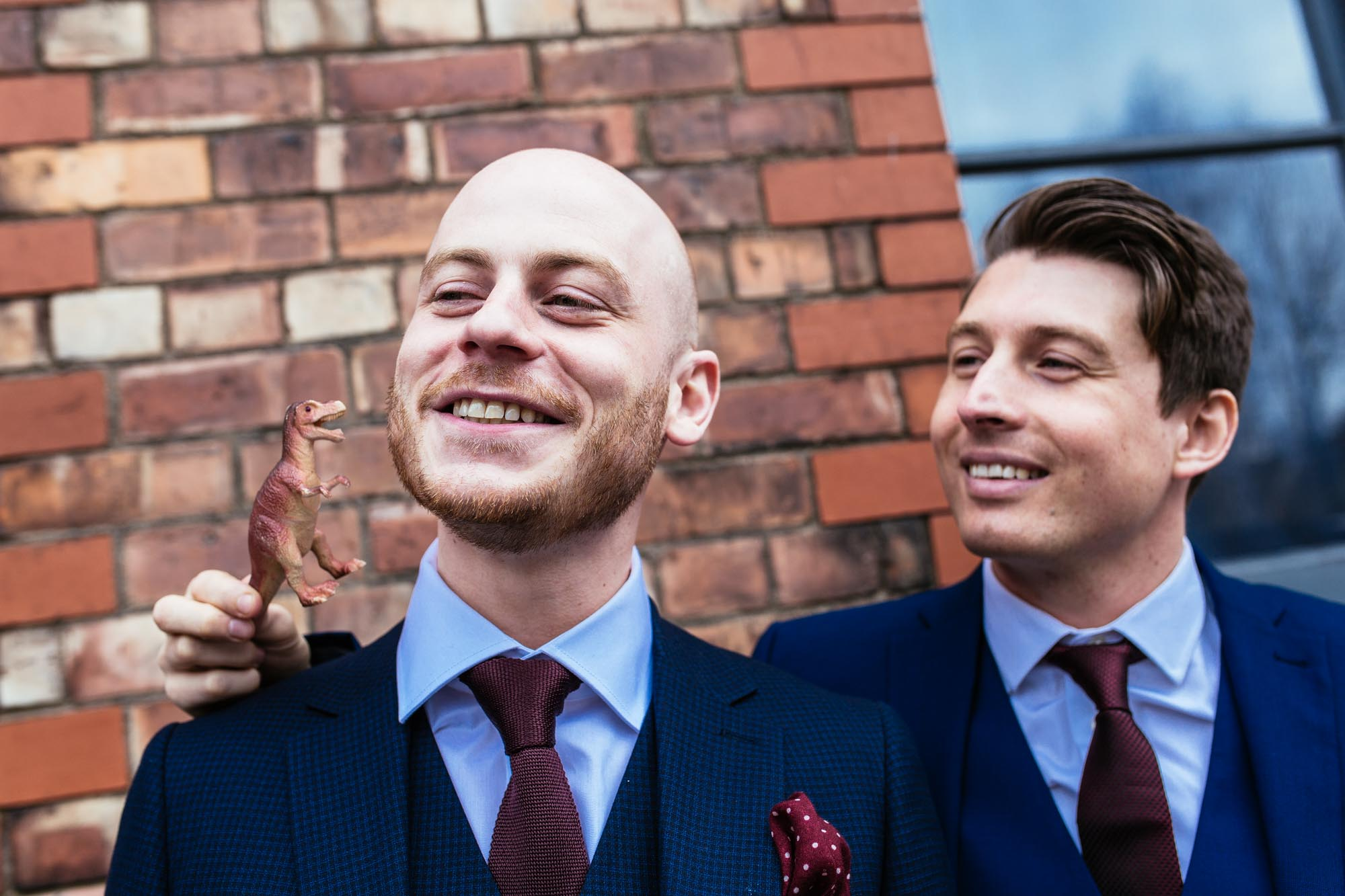 Manchester Wedding Photographer On the 7th