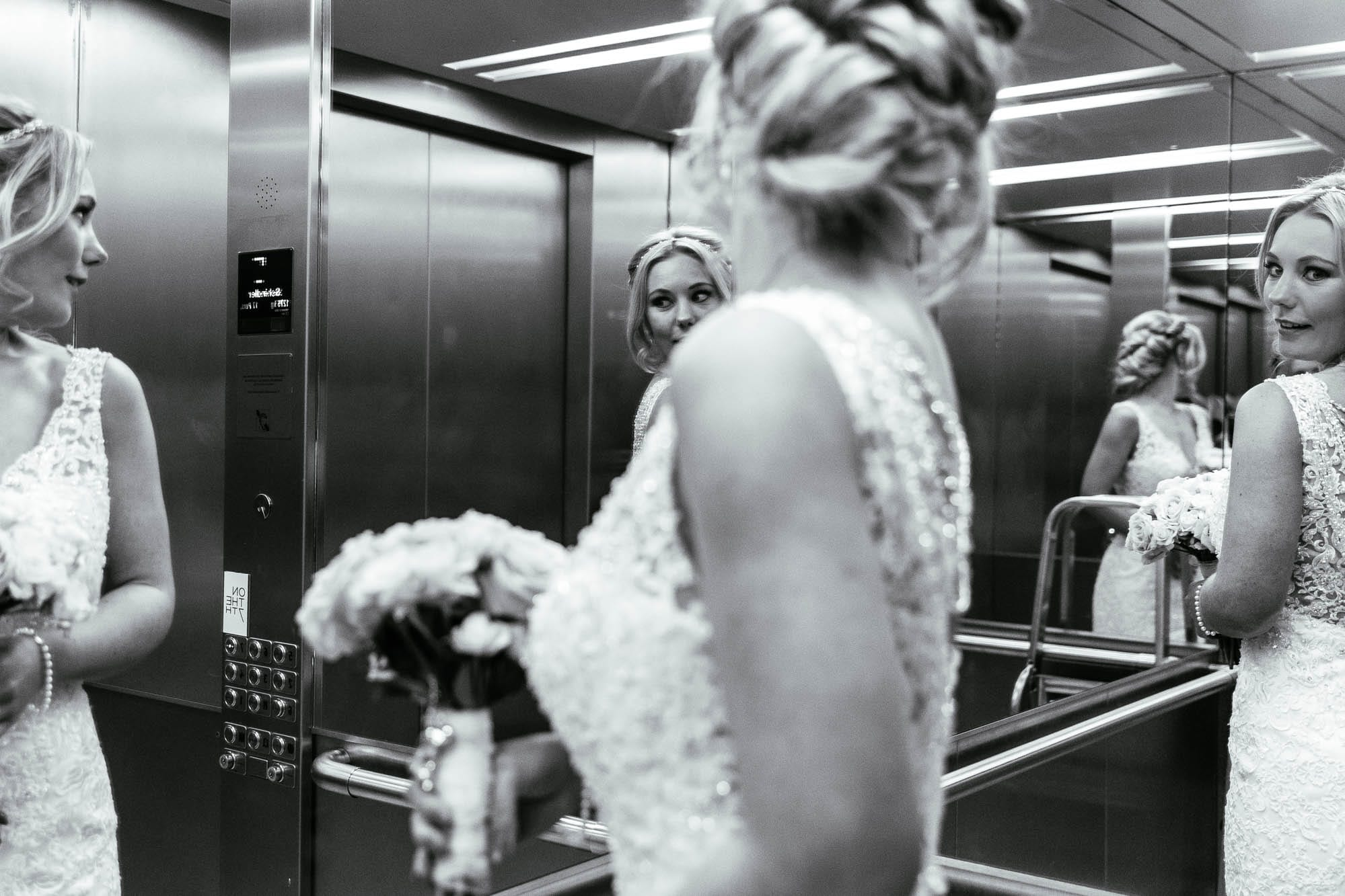 Manchester Wedding Photography On the 7th Media City