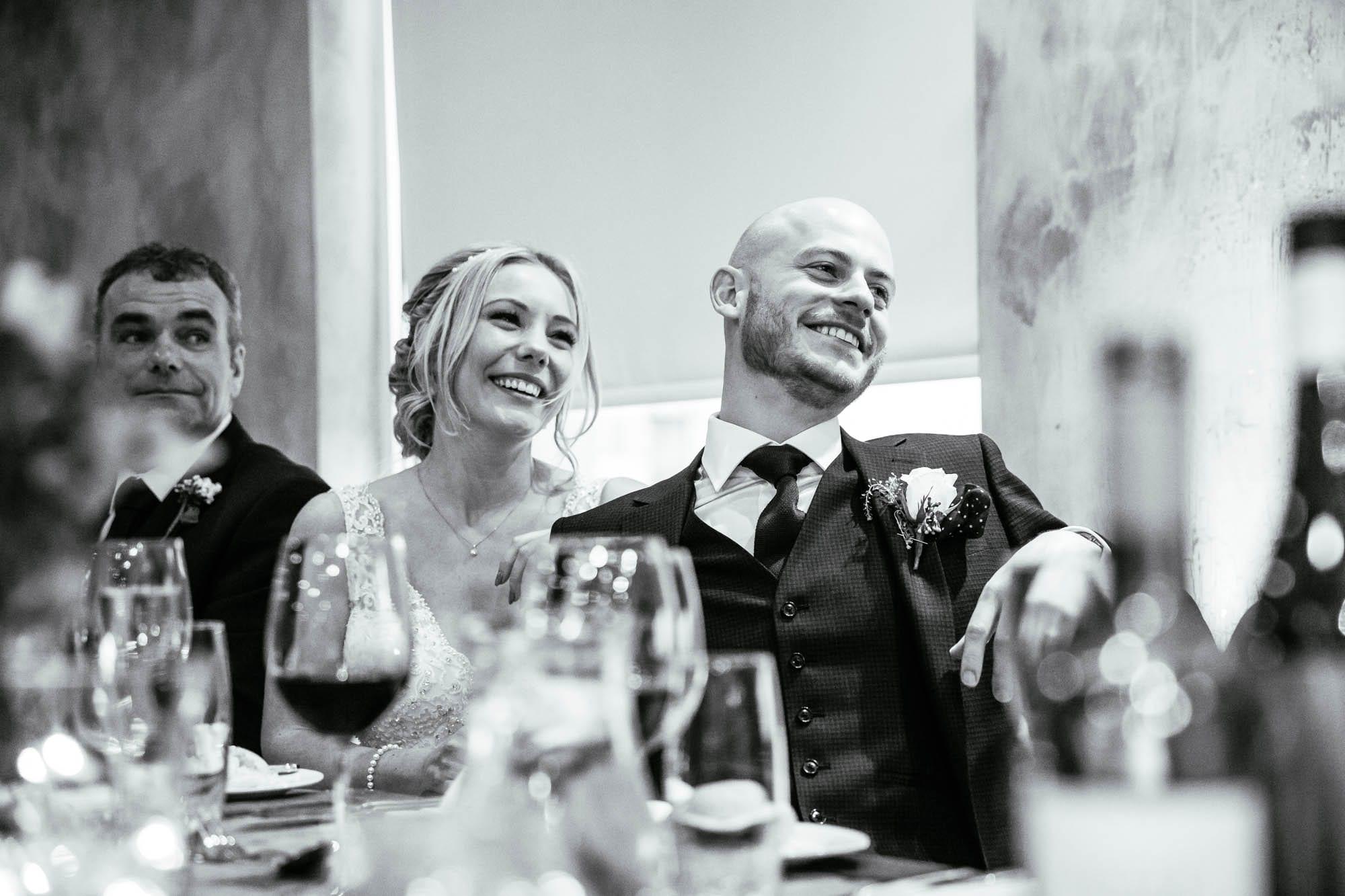 Wedding Reception On the 7th Media City