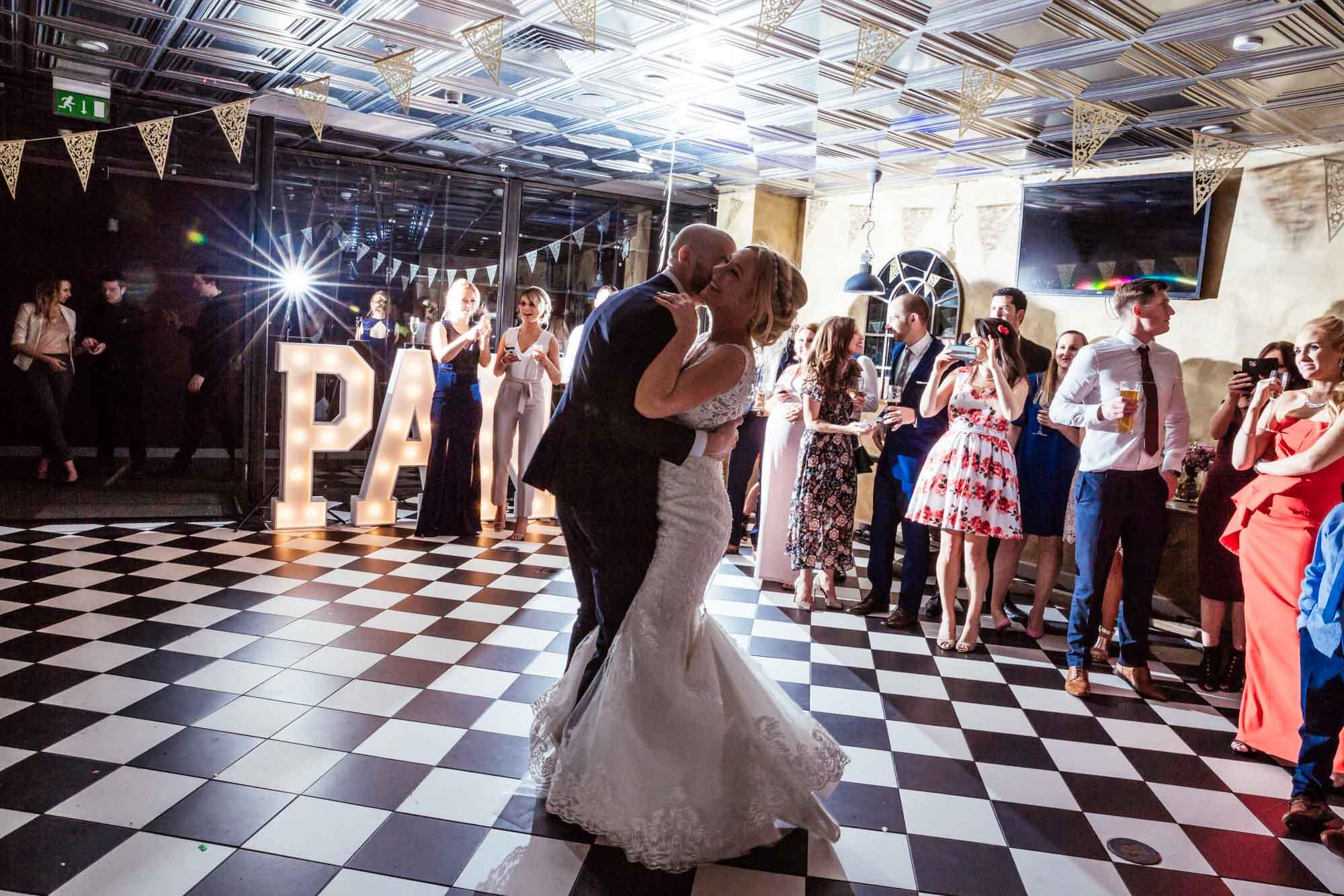 Wedding Receptions On the 7th Media City