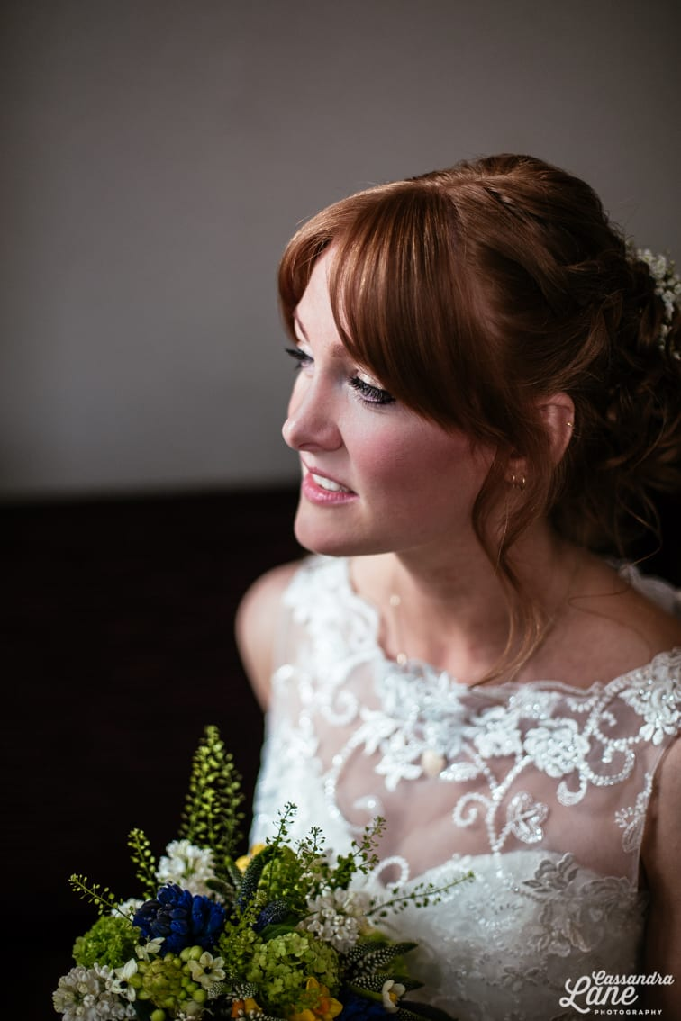 Spring Wedding at Manchester Town Hall-1