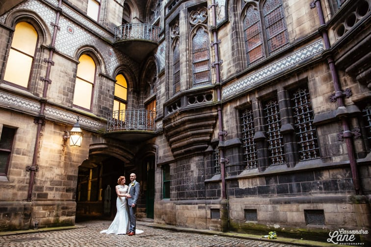 Spring Wedding at Manchester Town Hall-10