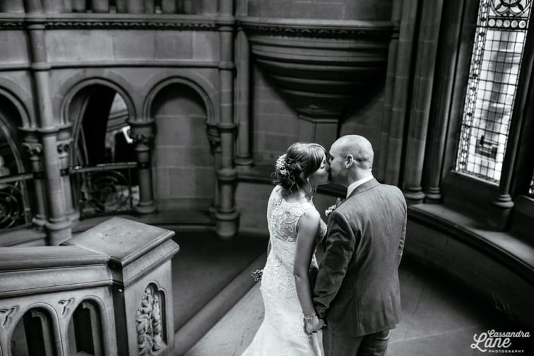 Spring Wedding at Manchester Town Hall-12